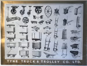 tyne truck and trolley
