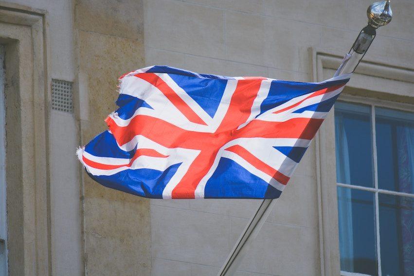 uk flag brexit